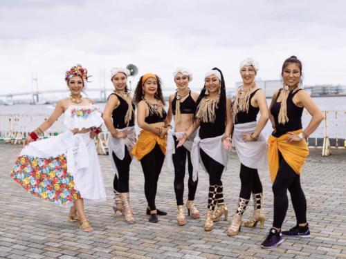 Dancers Afro